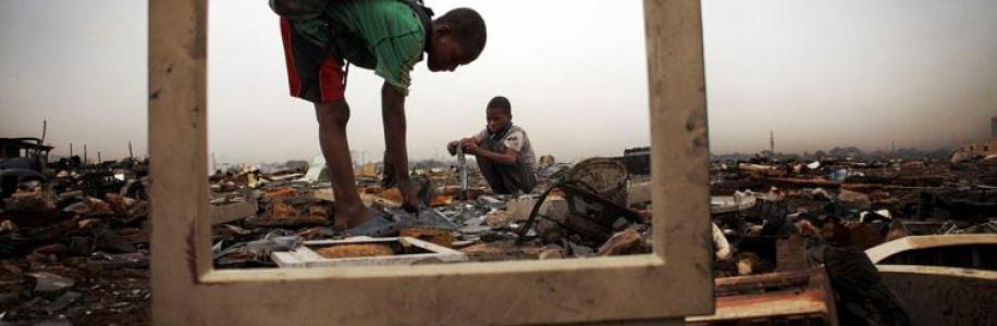 Gestion durable des déchets électroniques en Afrique