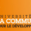 Web TV de l'Université de la Communication et du Développement Durable – Bordeaux – France