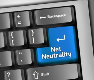 "Keyboard Illustration ""Net Neutrality"""